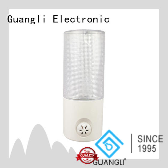 Guangli automatic light control night light directly sale for indoor