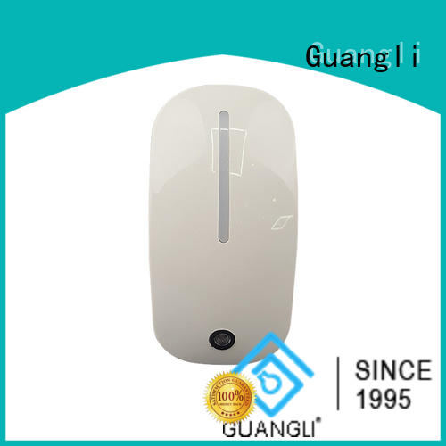 Guangli plug in sensor night light factory for living room