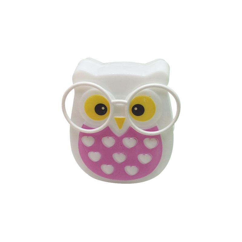 Owl night light for kids room LED Cartoon Lamp 0.5W 110-220V
