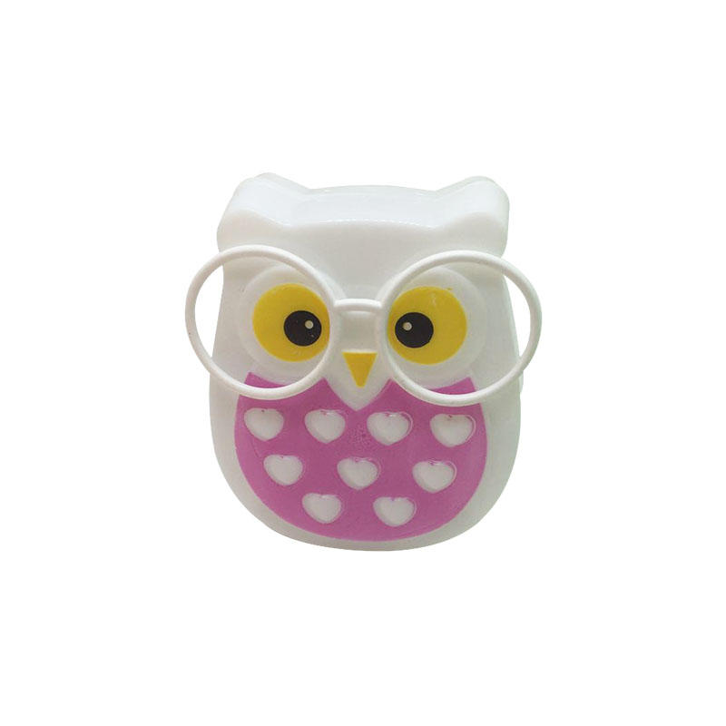 Owl night light for kids room LED Cartoon Lamp 0.5W 110-220V