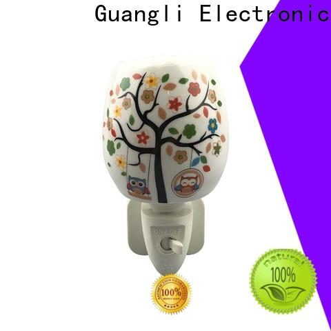 Guangli glass decorative night lights for sale