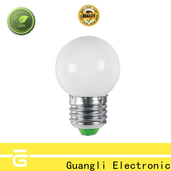 Guangli bulb led light bulb suppliers for Christmas decoration