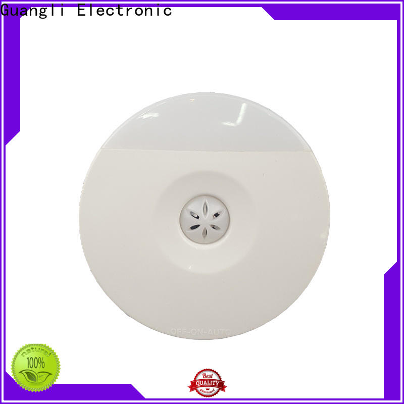 Guangli approved plug in night light