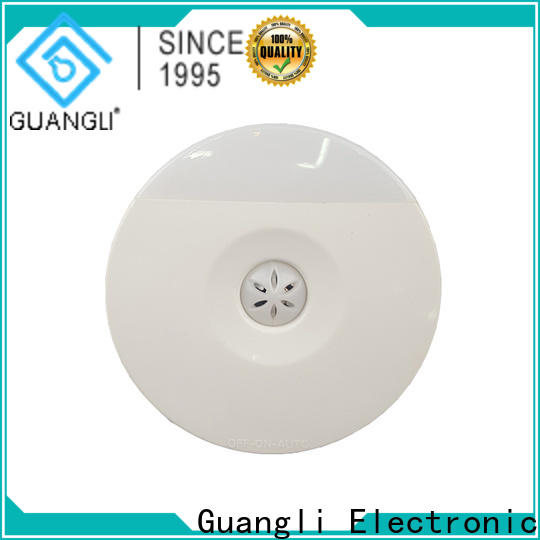 Guangli Latest light control night light supply for baby room