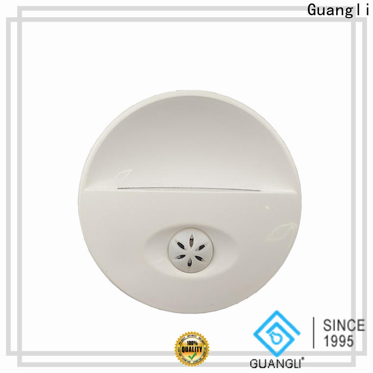 Guangli New plug in sensor night light factory for baby room