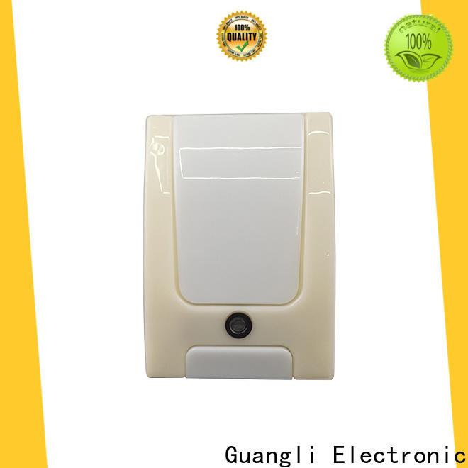 Guangli optical plug in night light