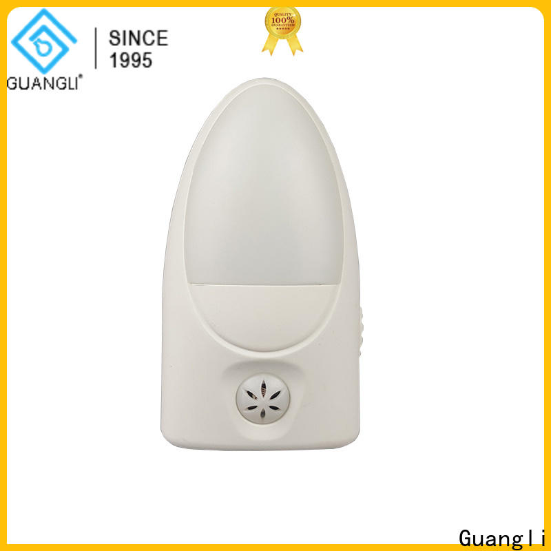 Guangli remote wall night light supply for home decoration