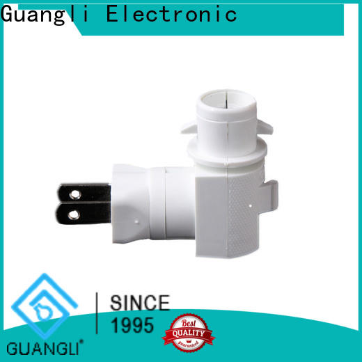 Guangli induction plug in night light