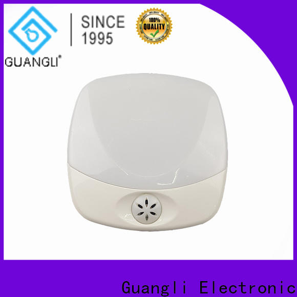 Guangli design plug in night light