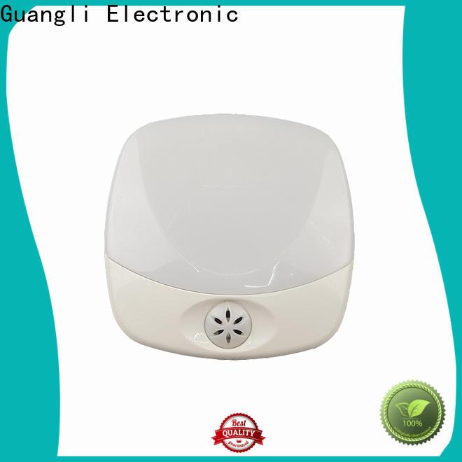 High-quality light sensor night light ce factory for baby room