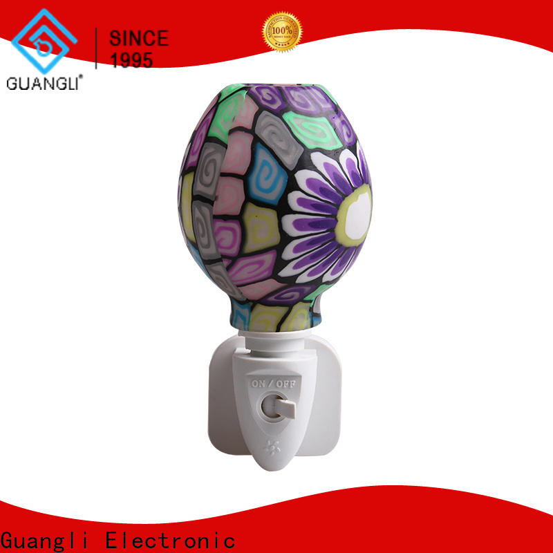 Guangli rose wall night light for sale for home decoration