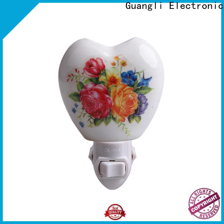 Guangli abs plug in night light