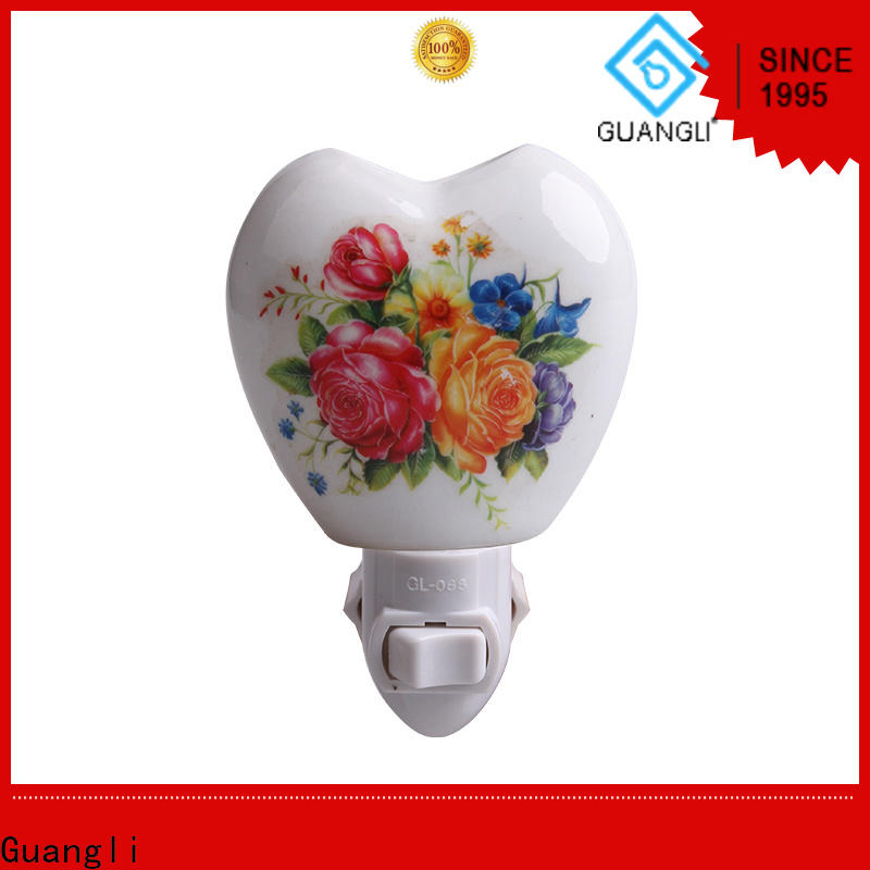 Guangli Latest wall night light factory for bathroom
