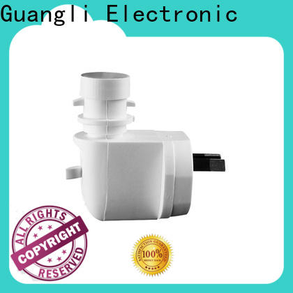 Guangli switch night light base socket factory for stairs