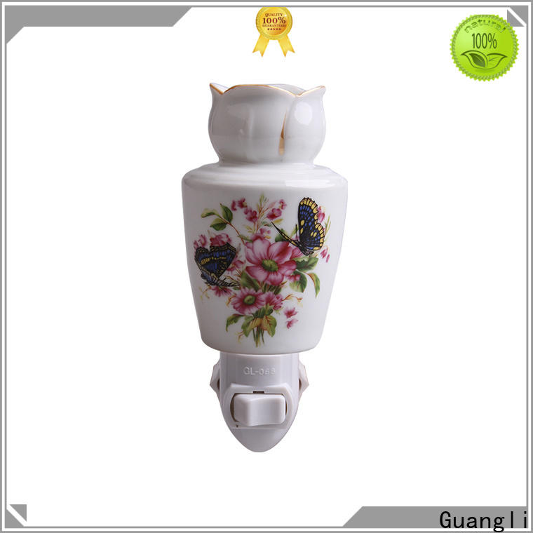 Guangli cute wall night light supply for living room