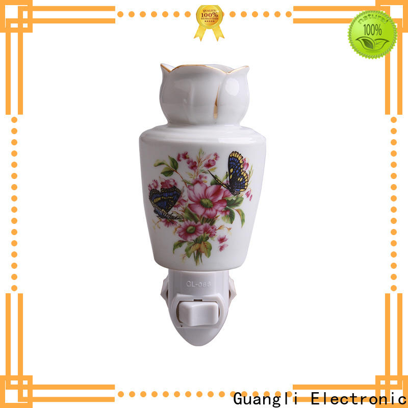 Guangli essential decorative plug in night lights suppliers for living room