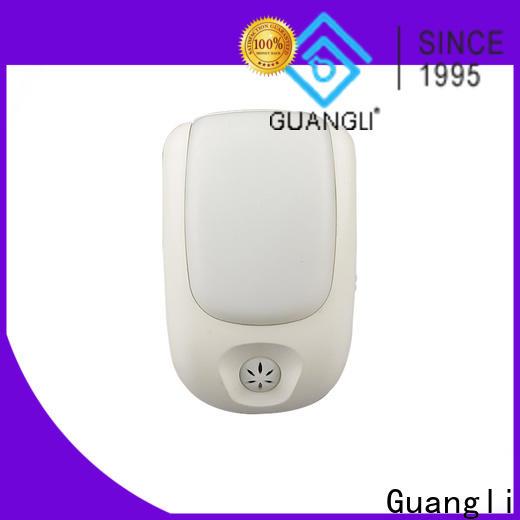 Guangli Top light sensor night light for business for baby room