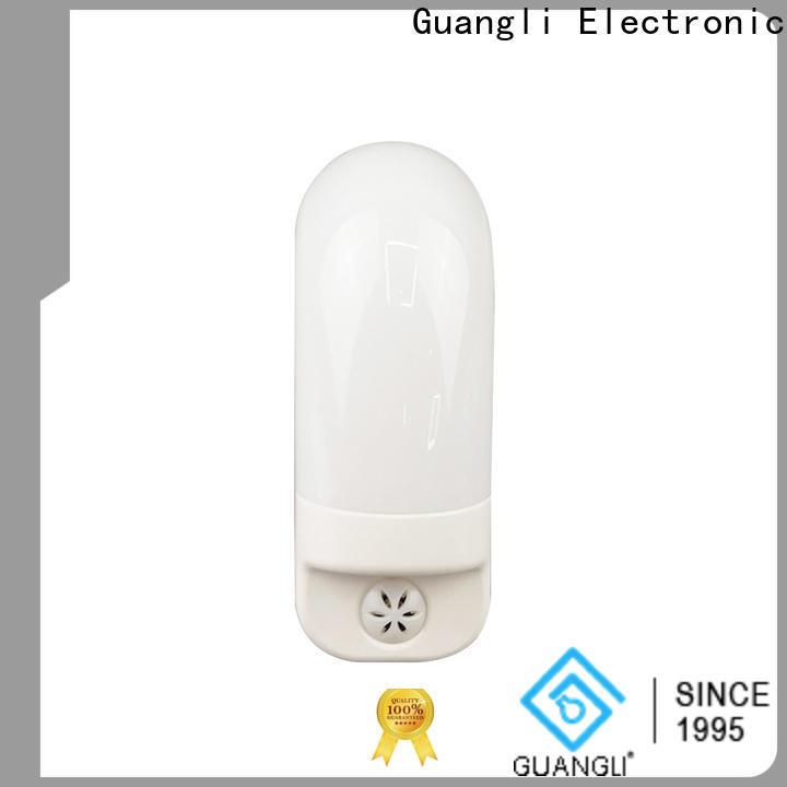 High-quality light sensor night light waterdrop company for living room