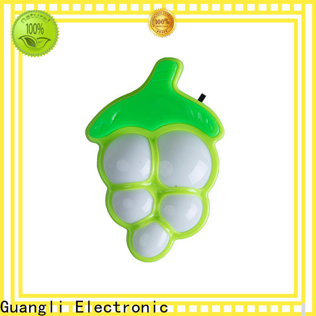 Guangli Best kids plug in night light supply for home decoration