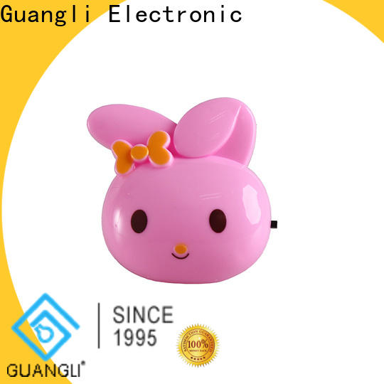 Guangli Top kids plug in night light for sale for bedroom