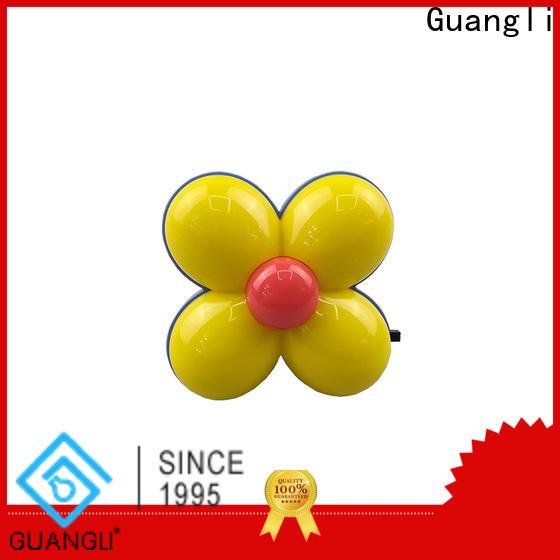 Guangli motion plug in night light