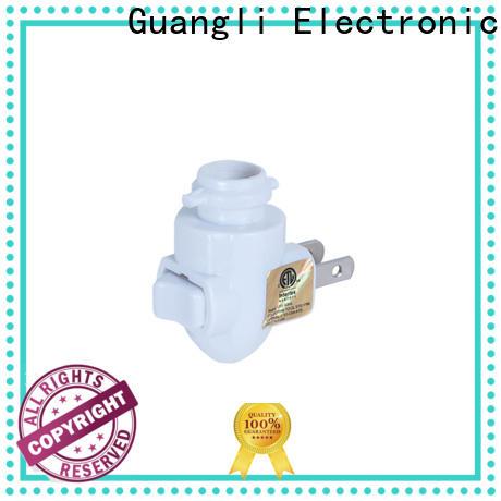Guangli Custom night lamp socket for business for bedroom