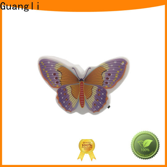 Guangli New kids wall night light supply for home decoration