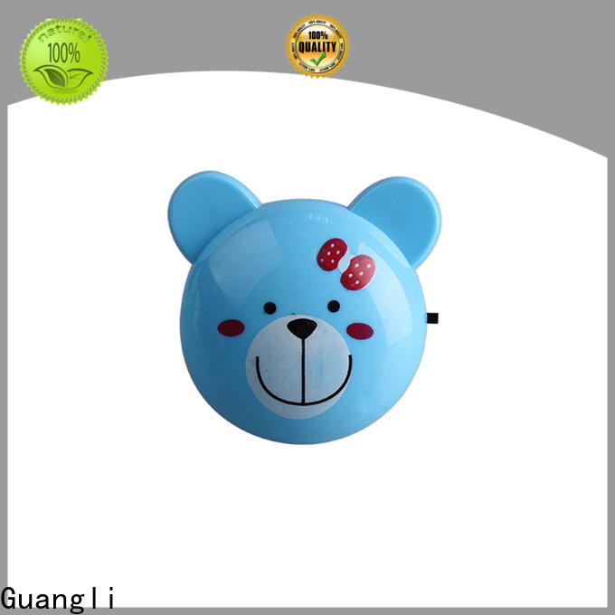 Latest wall night light cute supply for bedroom