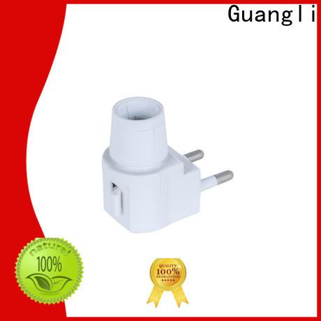 Guangli Top night light base socket factory for bedroom