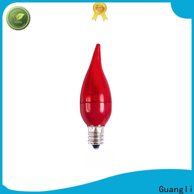 Guangli Top electric led bulb factory for home lighting