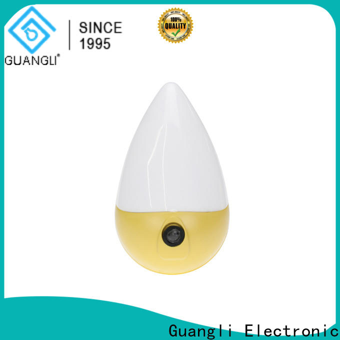 High-quality light control night light plugin suppliers for living room