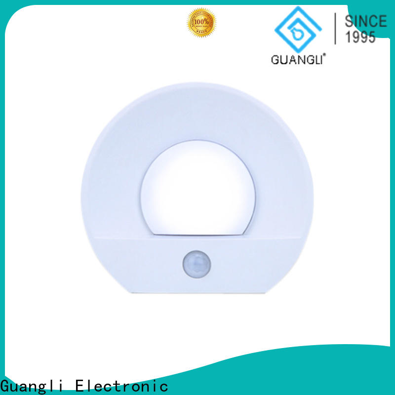 Guangli Wholesale wall night light supply for home decoration