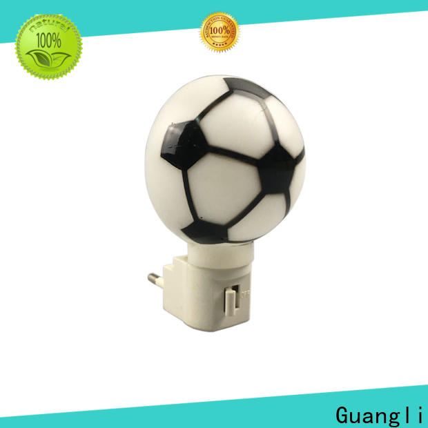 Guangli touch plug in night light