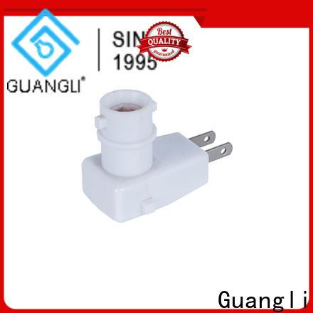 plug in night light wall