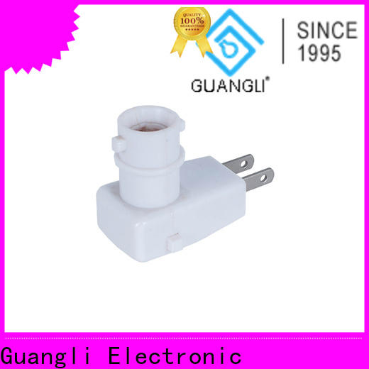 Guangli High-quality night light socket supply for bedroom