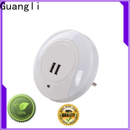 Guangli 110220v light control night light suppliers for baby room