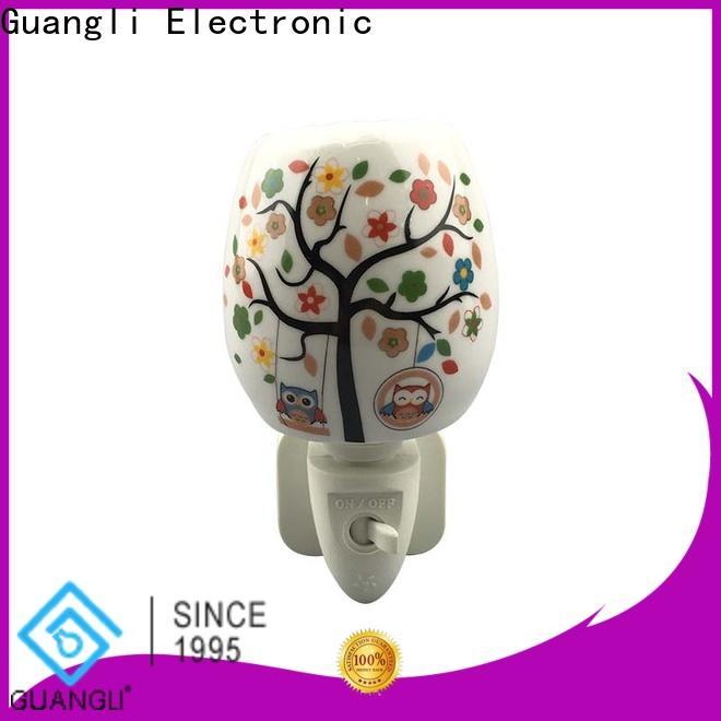 Guangli remote decorative plug in night lights manufacturers