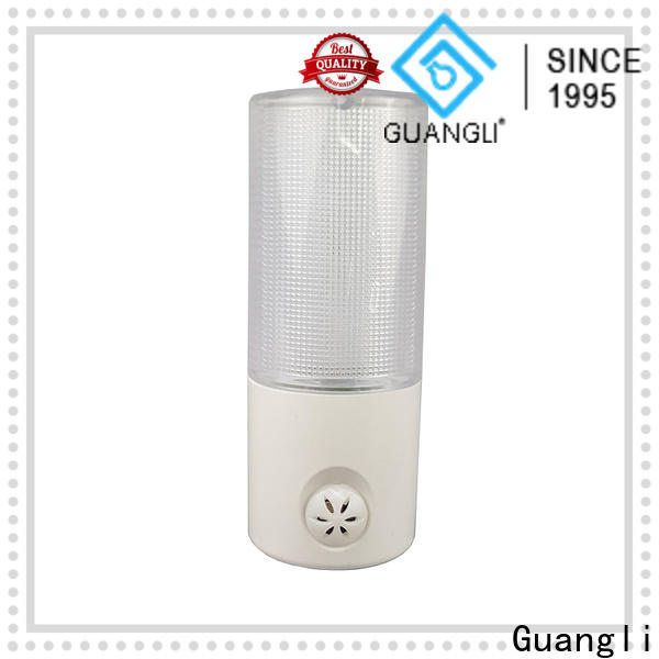 Guangli Latest light sensor night light supply for baby room