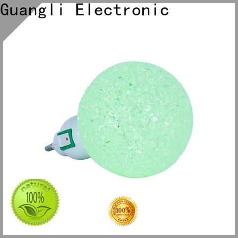 Guangli toddler kids plug in night light for business for living room