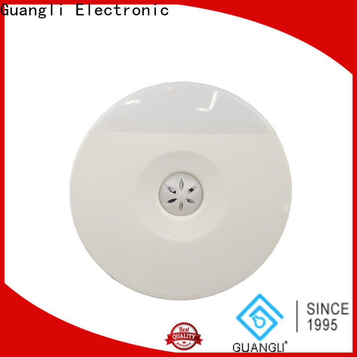 Guangli waterdrop light control night light for sale for bedroom