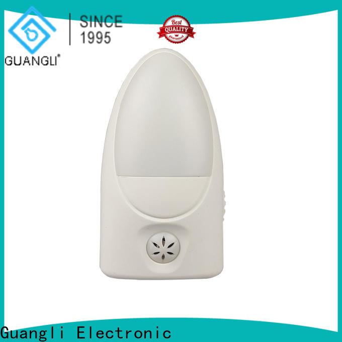 Guangli 110220v plug in sensor night light manufacturers for living room