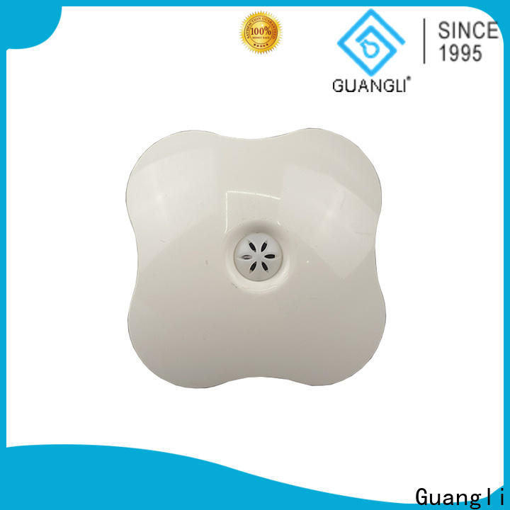 Guangli battery plug in night light