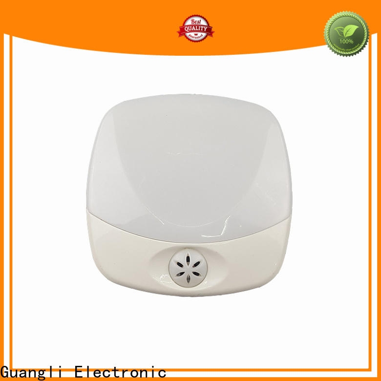 Guangli plate sensor night light factory for bedroom