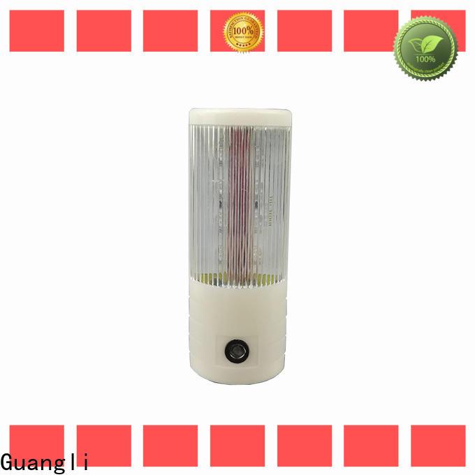 Guangli 5v plug in sensor night light supply for bedroom