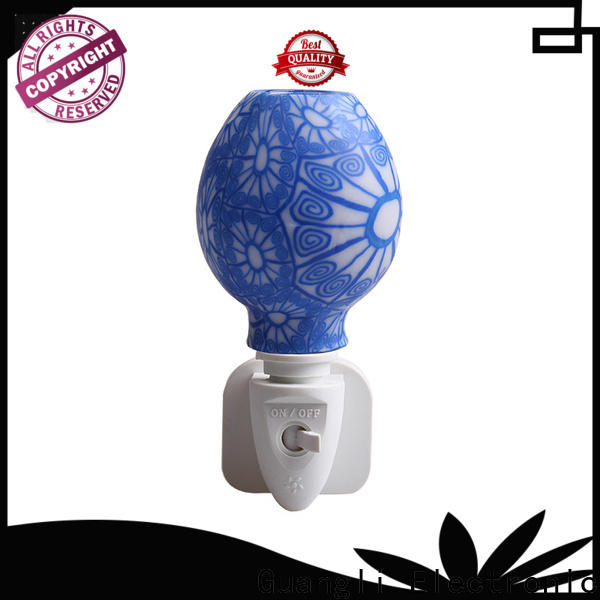 Guangli indoor decorative plug in night lights factory