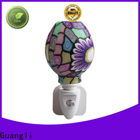 Guangli fruits wall night light factory for bathroom