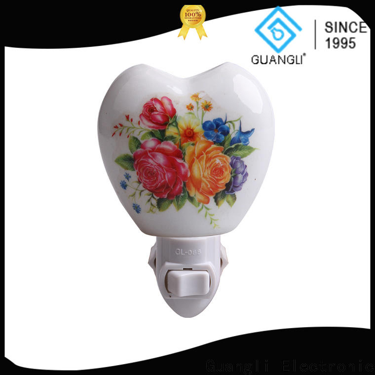 Best wall night light portable suppliers for living room