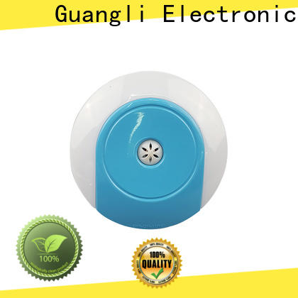 Guangli Best plug in sensor night light company for baby room