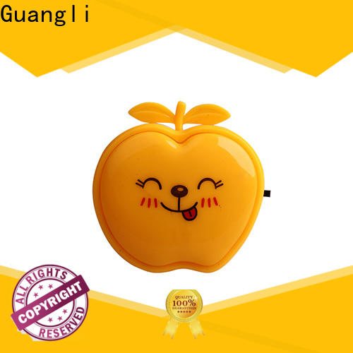 Guangli head plug in night light