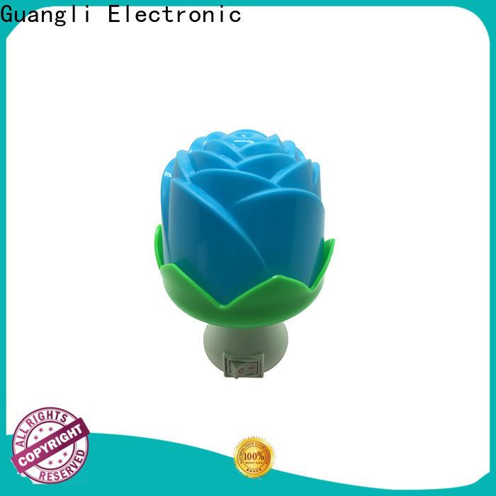 plug in night light cb